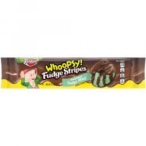 Keebler Whoopsy! Fudge Stripes Fudge Mint Cookies