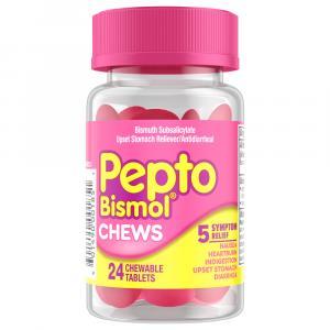 Pepto Bismol Chews