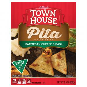 Keebler Town House Pita Italian Cheese & Herb
