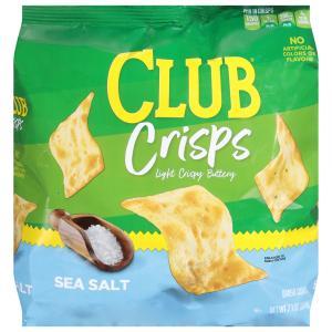 Kellogg's Crisps Sea Salt