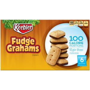 Keebler Right Bites Deluxe Grahams