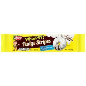 Keebler Whoopsy Fudge Stripe Cookies & Creme