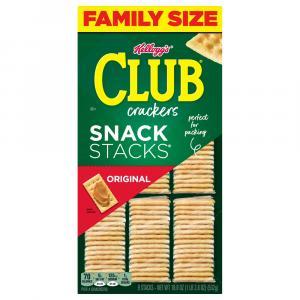 Keebler Club Stack Original Family Size