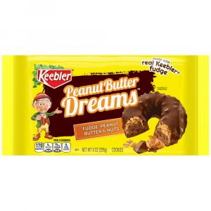 Keebler Peanut Butter Dreams Cookies