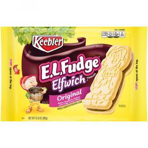 Keebler E.L. Fudge Elfwich Original Cookies