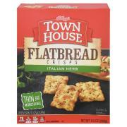 Keebler Town House Italian Herb Flatbread Crisps