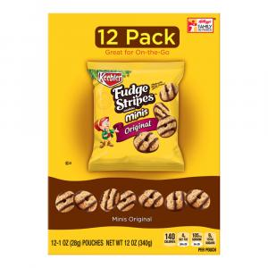 Keebler Fudge Stripes Original Minis