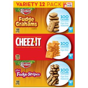 Keebler Right Bites Variety Pack