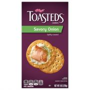 Toasteds Savory Onion