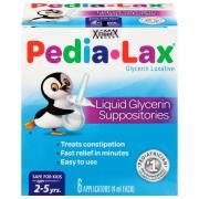 Fleet Pedia-Lax Liquid Glycerin Suppositories
