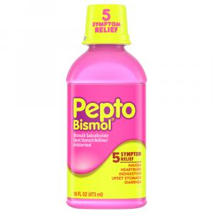Pepto Bismol Regular Strength Liquid