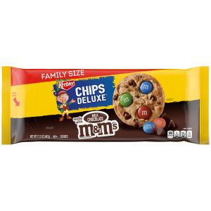 Keebler Chips Deluxe Rainbow Family Size Cookies
