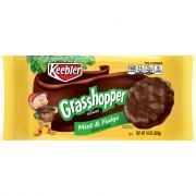 Keebler Fudge Shoppe Grasshopper Fudge Mint Cookies