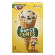 Keebler Waffle Cones