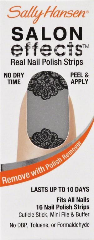 Sally Hansen Salon Effects Amazing Lace Nail Polish Strips