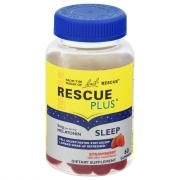 Bach Rescue Plus Sleep Gummy Strawberry