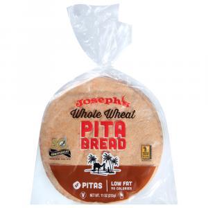 Joseph's Whole Wheat Pita Bread