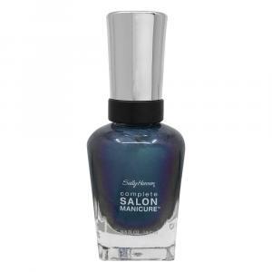 Sally Hansen Complete Salon Manicure - Black and Blue