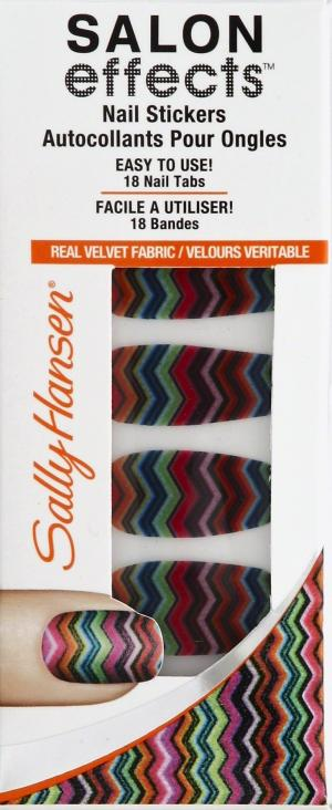 Sally Hansen Salon Effects Couture Nail Stickers-Fab-ric140