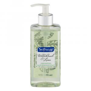 Softsoap Wild Basil & Lime Liquid Hand Soap