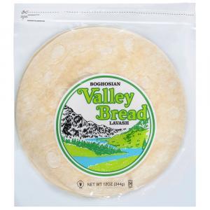 Valley Bread Middle East Boghosian Lavash