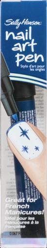 Sally Hansen Nail Art Pen Blue Creme 05