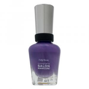 Sally Hansen Complete Salon Manicure Fe Fi Fo Plum