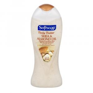 Softsoap Ultra Rich Shea Butter & Almond Oil Body Wash