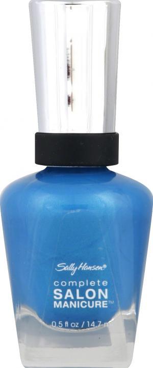 Sally Hansen Complete Salon Manicure Calypso Blue Creme