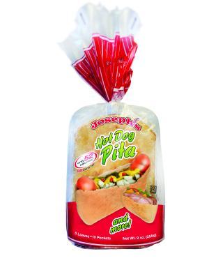 Joseph's Hot Dog Pitas