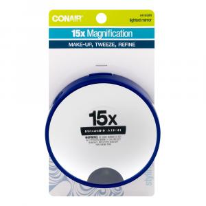 Conair Suction & 15X Magnifying Mirror