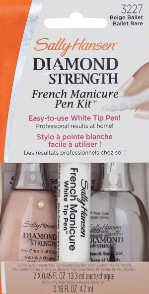 Sally Hansen Diamond Strength Manicure Kit Ballet Bare