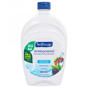 Softsoap Antibacterial Liquid Hand Soap Refill