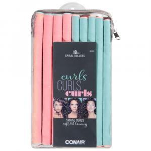 Conair Spiral Rollers
