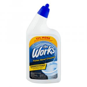 The Works Toilet Bowl Cleaner