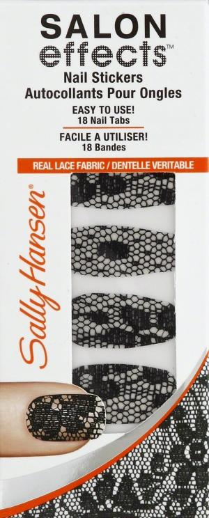 Sally Hansen Salon Effects Couture Nail Stickers - Lacey Doe