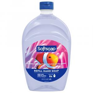 Softsoap Aquarium Liquid Hand Soap Refill