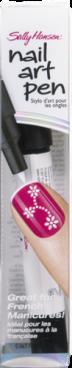 Sally Hansen Nail Art Pen White Creme 01