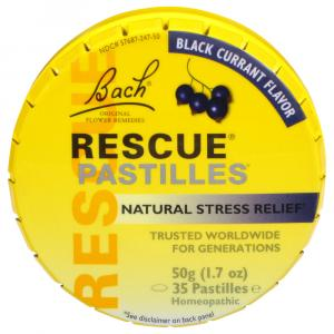Rescue Remedy Pastilles Black Current