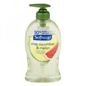 Softsoap Liquid Hand Soap Crisp Cucumber & Melon