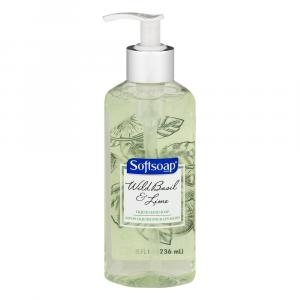 Softsoap Wild Basil and Lime Liquid Hand Soap