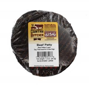 The Country Butcher Beef Patty