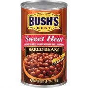 Bush's Best Sweet Heat Baked Beans