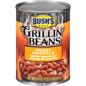 Bush's Grillin' Honey Chipotle Beans