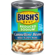Bush's Best Reduced Sodium Cannellini Beans