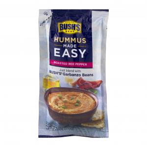 Bush's Roasted Red Pepper Hummus Made Easy Pouch