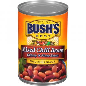 Bush's Best Mixed Chili Beans