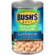 Bush's Reduced Sodium Garbanzo Chick Peas