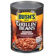 Bush's Bourbon & Brown Sugar Grillin' Beans