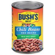 Bush's Mild Chili Beans